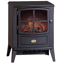 Buy Dimplex Fuel-Effect 'Stove' Fire, Brayford BFD20R Online at johnlewis.com