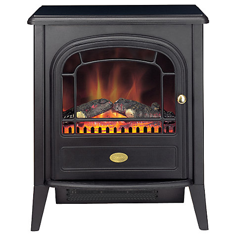 Buy Dimplex Fuel-Effect 'Stove' Fire, Club CLB20R Online at johnlewis.com