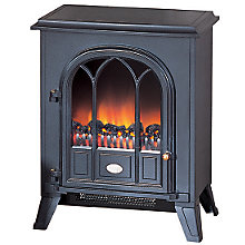 Buy Dimplex Fuel-Effect 'Stove' Fire, Rectory REC20R Online at johnlewis.com