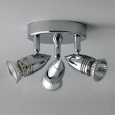 Buy John Lewis Soyuz 3 Spotlight Ceiling Plate Online at johnlewis.com