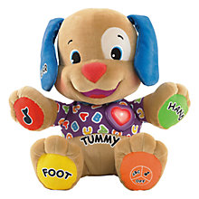 Buy Fisher-Price Laugh and Learn Puppy Online at johnlewis.com