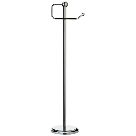 Buy Samuel Heath Curzon Toilet Butler, Chrome Online at johnlewis.com