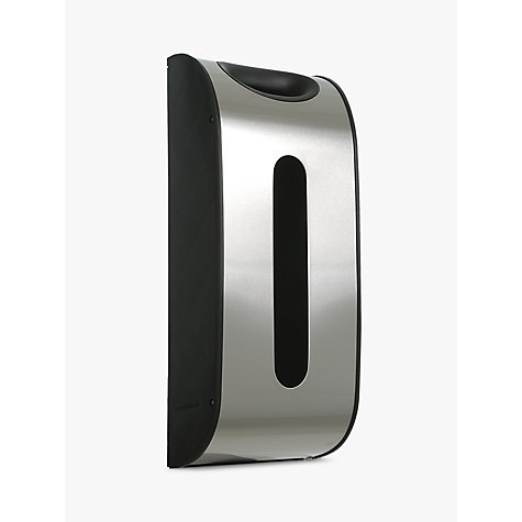 Buy simplehuman Wall Mount Carrier Bag Holder Online at johnlewis.com