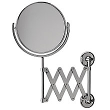 Buy Samuel Heath Curzon Extending Shaving Mirror Online at johnlewis.com