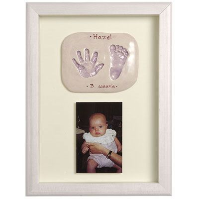 Imprints Gift Certificate, Double Print And Photo, Silver Finish Frame