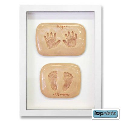 Imprints Gift Certificate, Full Print, Natural Pine Or Whitewash Frame