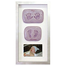 Buy Imprints Gift Certificate, Full Print and Photo, Silver Finish Frame Online at johnlewis.com