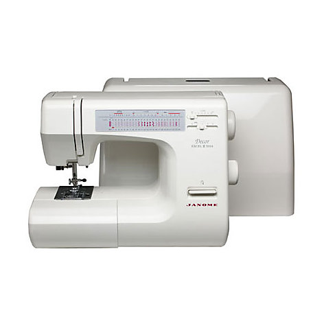Buy Janome Excel 5024 Sewing Machine Online at johnlewis.com
