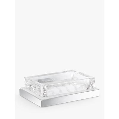 John Lewis Ice Soap Dish & Holder