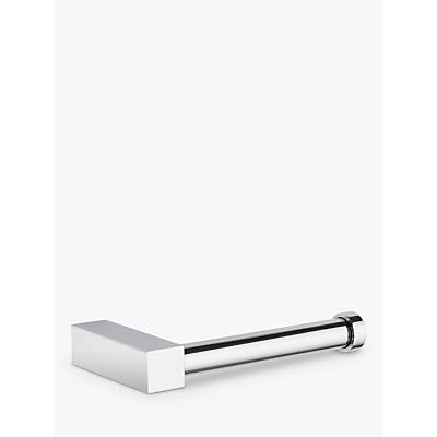 John Lewis Ice Toilet Roll Holder, Stainless Steel