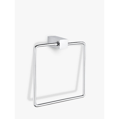 Buy John Lewis Ice Towel Ring Online at johnlewis.com