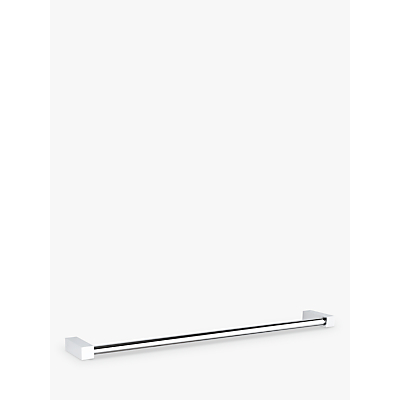 John Lewis Ice Single Towel Rail