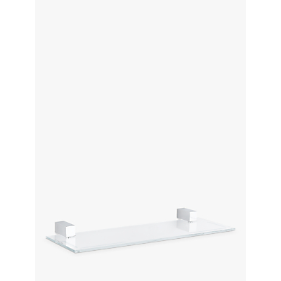 John Lewis Ice Bathroom Shelf