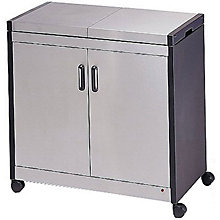 Buy Hostess Trolley HL6232BS, Brushed Steel Online at johnlewis.com