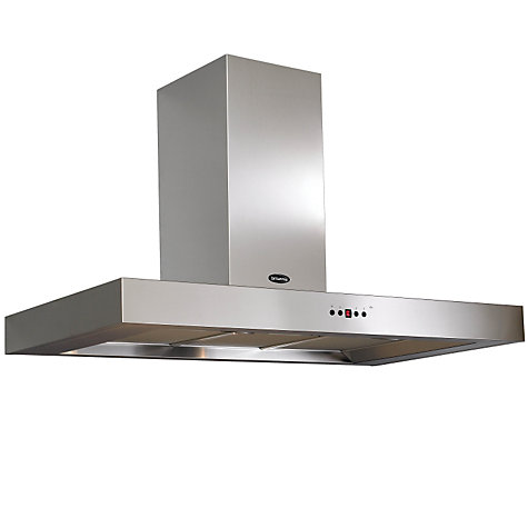 Buy Britannia K7088A-90-S Chimney Hood, Stainless Steel Online at johnlewis.com
