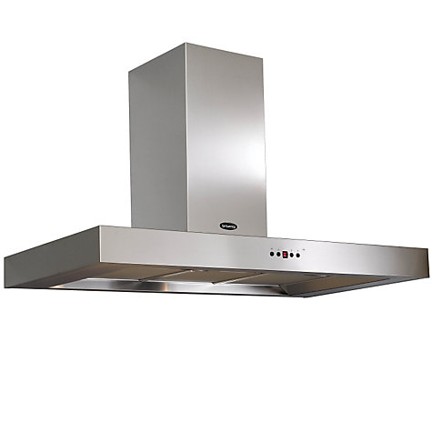 Buy Britannia K7088A-10-S Chimney Hood, Stainless Steel Online at johnlewis.com
