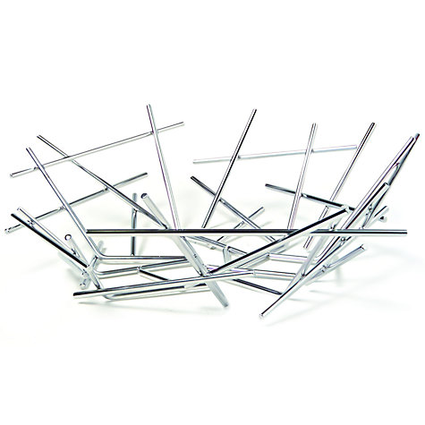 Buy Alessi 'Blow Up' Basket Online at johnlewis.com