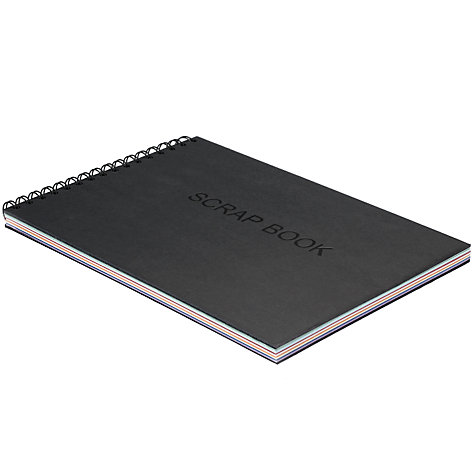 Buy John Lewis Scrap Book, A3 Online at johnlewis.com