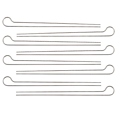 Weber Double Prong Barbecue Skewer Set