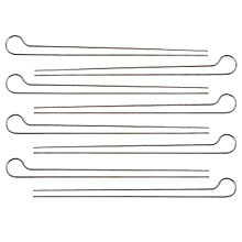 Buy Weber Double Prong Barbecue Skewer Set Online at johnlewis.com