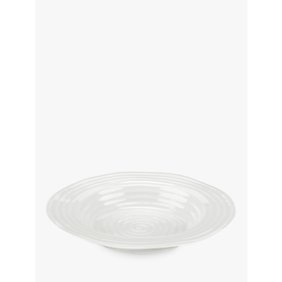 Image of Sophie Conran for Portmeirion 25cm Soup Plate, White
