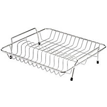 Buy John Lewis Dish Drainer, Stainless Steel Online at johnlewis.com
