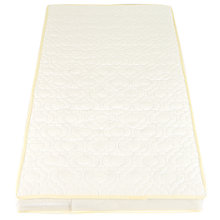 Buy John Lewis Premium Foam Large Cot Mattress, L127 x W63cm Online at johnlewis.com