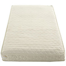 Buy John Lewis Pocket Sprung Cotbed Mattress, L140 x W70cm Online at johnlewis.com
