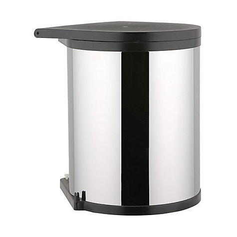 Buy Kes Round Kitchen Bin, 13L Online at johnlewis.com