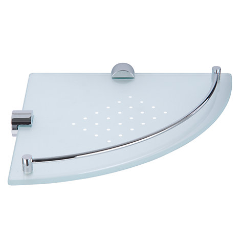 Buy Samuel Heath Xenon Corner Shelf Online at johnlewis.com
