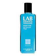 Buy LAB SERIES Clean, Power Wash, 250ml Online at johnlewis.com