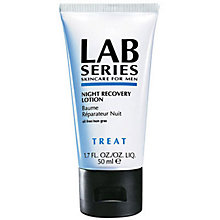 Buy Lab Series Treat, Night Recovery Lotion, 50ml Online at johnlewis.com