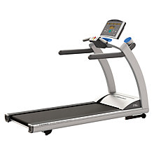 Buy Life Fitness T5-0 Treadmill Online at johnlewis.com
