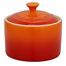 Buy Le Creuset Stoneware Sugar Bowl Online at johnlewis.com