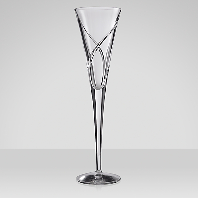 Waterford Crystal Siren Champagne Flutes, 0.15L , Set of 2