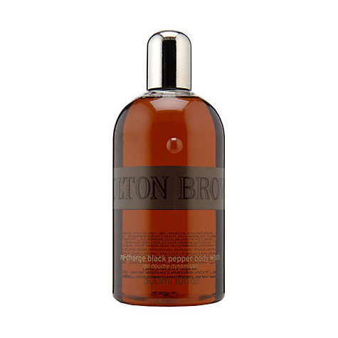 Buy Molton Brown Black Pepper Body Wash, 300ml Online at johnlewis.com
