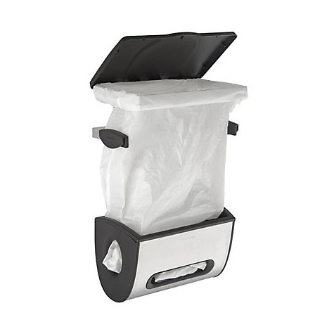 Buy simplehuman Carrier Bag Bin With Bag Holder Online at johnlewis.com