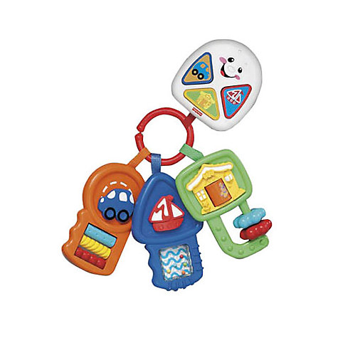 Buy Fisher-Price Laugh and Learn Keys Online at johnlewis.com