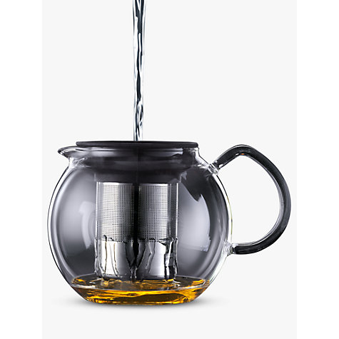 buy bodum assam teapot 1l john lewis. Black Bedroom Furniture Sets. Home Design Ideas