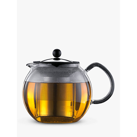 Glass Assam Teapot  L Bodum