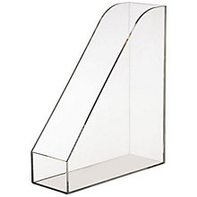 Buy Osco Acrylic Magazine File Online at johnlewis.com