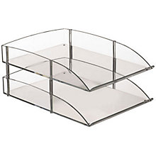 Buy Osco Acrylic Double Tray Online at johnlewis.com