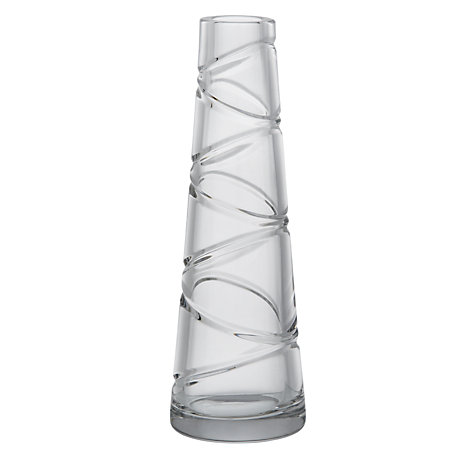 Buy Waterford Crystal Jasper Conran Aura Stem Vase Online at johnlewis.com