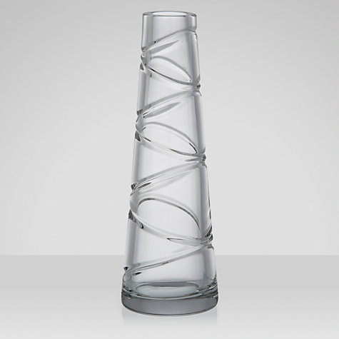 Buy Jasper Conran for Waterford Aura Stem Vase Online at johnlewis.com