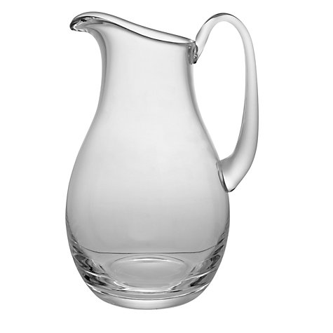 Buy John Lewis Adelphi Glass Jug, 2L Online at johnlewis.com