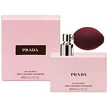 Buy Prada Amber Deluxe Eau De Parfum, 80ml Online at johnlewis.com