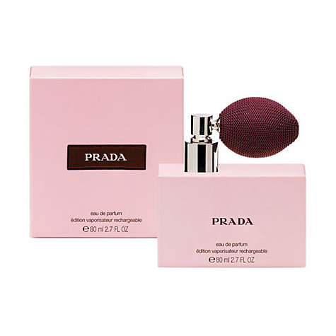 Buy Prada Deluxe Eau De Parfum, 80ml Online at johnlewis.com