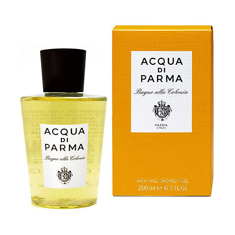 Buy Acqua di Parma Colonia Bath & Shower Gel Online at johnlewis.com