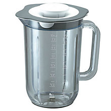 Buy Kenwood Chef AT337 Liquidiser Attachment, Acrylic Online at johnlewis.com