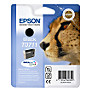 Epson T0711 Inkjet Printer Cartridge, Black